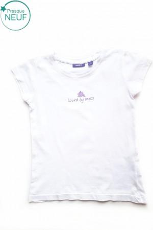 T-Shirt Fille 5-6 ans