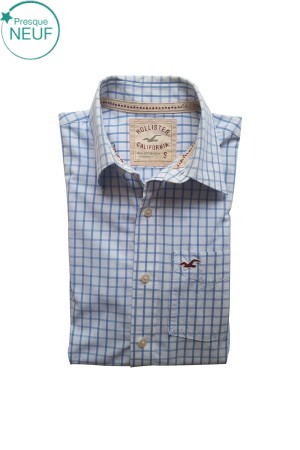 Chemise à manches longues Homme Taille S