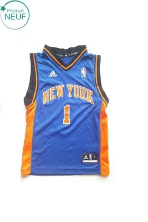 Jersey Basket Garçon 14 ans NEW YORK
