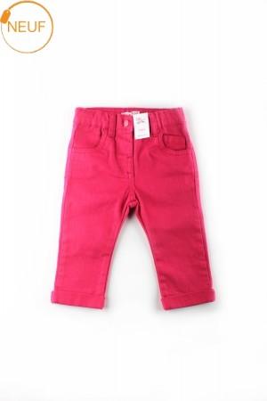 Pantalon Fille 12 mois