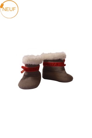 Chaussons Fille 3-6 mois