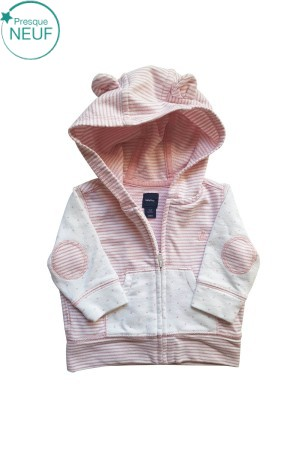 Cardigan Fille 3-6 mois