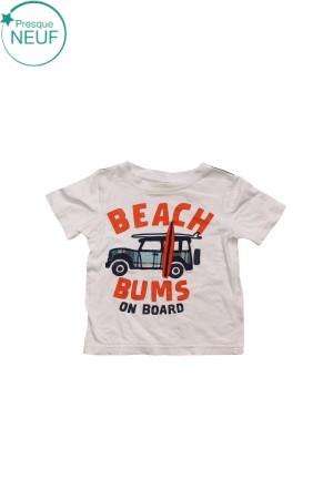 T-Shirt Garçon 24 mois