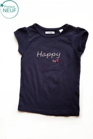 T-Shirt Fille 6ans Okaidi