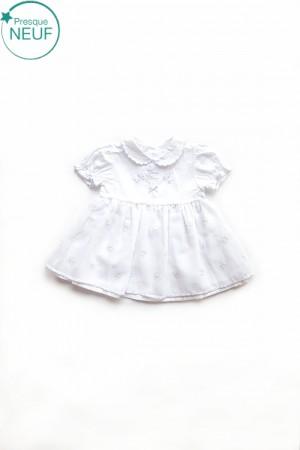 Robe Fille 3-6 mois PRÉNATAL