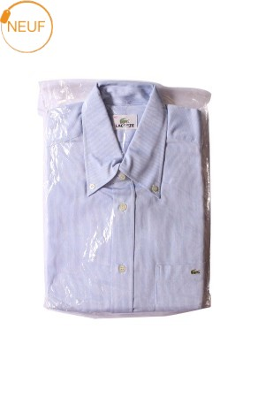 Chemise manches courtes Homme Taille 40