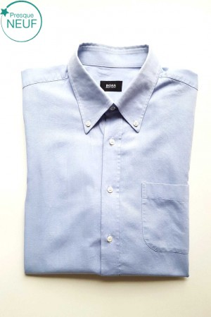 Chemise à manches courtes Homme Taille XL