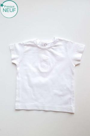 T-Shirt Unisex 0-3 mois IKKS