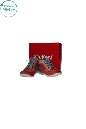 Chaussures premiers pas Fille P:21 Kickers