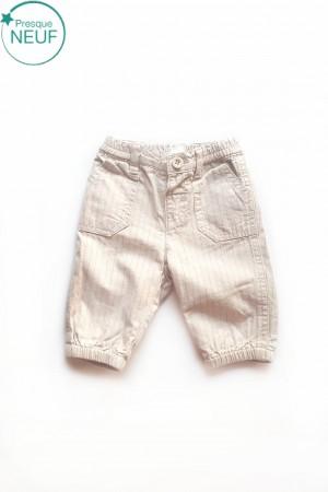 Pantalon Fille 0-3 mois
