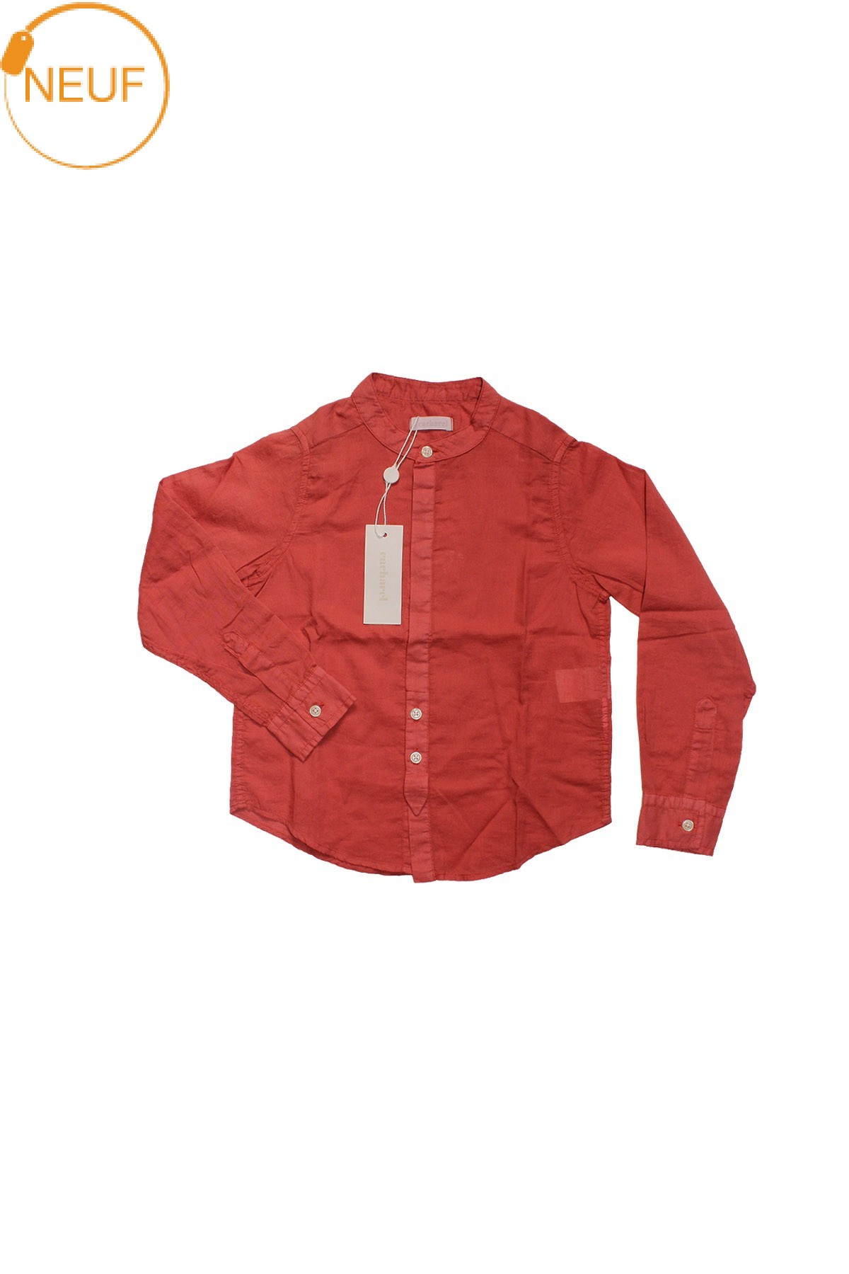 7a3f6fe53eaa8 Chemise Fille 6 ans Cacharel Chemise Fille 6 ans Cacharel