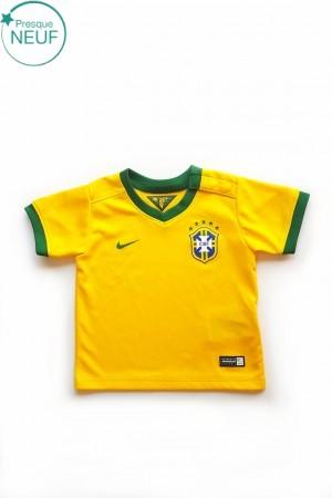 Pull Équipe Nationale du Brésil Garçon 6-9 mois