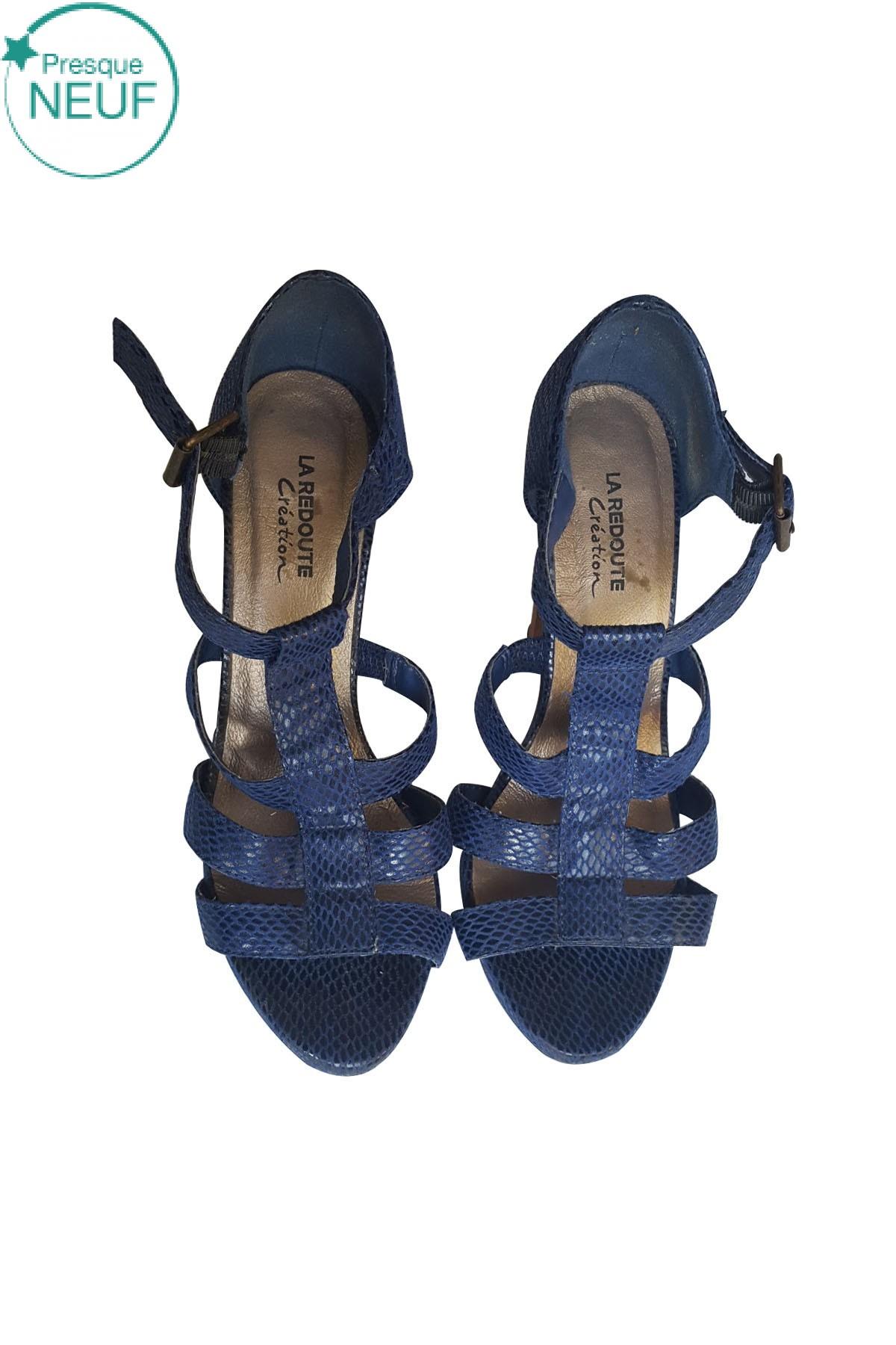 Création Chaussures 37 Pikxzuot Sandales Redoute Femme Pointure La D2WIE9HY