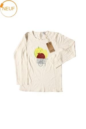 T-Shirt  Fille 8 ans